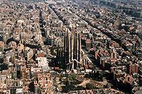 Gaudí prägte mit seiner Architektur das Stadtbild Barcelonas.