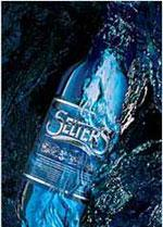Seltersflasche
