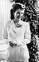 In San Telmo aufgewachsen: Evita Perón.