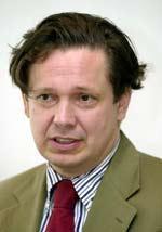 Herausgeber der FAZ Frank Schirrmacher