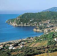 Nur eine von vielen Inseln der Toskana: Elba.