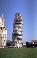 Wieder zu besteigen: Der Schiefe Turm von Pisa.