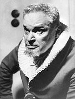Der Mime Fritz Kortner (1892-1970) schulte sein Spiel an der Theatralik im Ring.