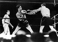 Sieg oder Niederlage: Keine andere Sportart beeinflusste so viele Literaten wie der Faustkampf.