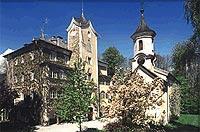 Liebenswertes Spukschloss: Schloss Haunsperg bei Salzburg