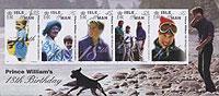 Die Insel hat eigenes Geld, Telefonkarten – und natürlich Briefmarken.