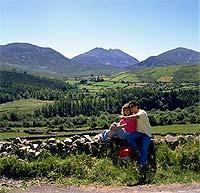 Auch eine kleine Rast hat ihre Vorzüge... © Tourism Ireland.jpeg