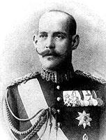 Waghalsiger Angriff: Griechenlands König Konstantin I. scheiterte beim Versuch, Angora zu erobern, an der Armee Kemal Paschas.