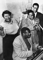 Oscar Peterson (Piano), Ella Fitzgerald, Roy Eldridge, Max Roach (von l..jpeg