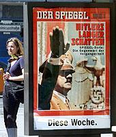 """Aktuelle Magazine wie """"Der Spiegel"""" prägen unseren Sprachgebrauch und dienen daher als Quelle bei der Suche nach Neologismen (neuen Wörtern)."""