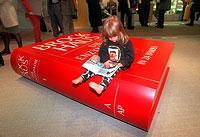 Vor allem die kleinen Besucher will die Buchmesse zum Lesen animieren.