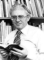 """Vater des """"Deutschen Wörterbuchs"""": der Sprachwissenschaftler Prof. Dr. Gerhard Wahrig"""