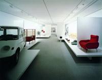 Vom Funktionalismus zur Weltraumeuphorie: Designpositionen der Sixties; © Pinako