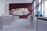 Raum 3 des Architekturmuseums – Exempla aus vier Jahrhunderten..jpeg