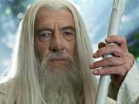 Gandalf der Weiße (Ian Mc Kellen); © Warner Bros..jpeg