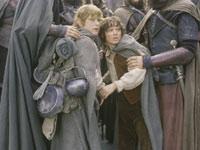 Sam (Sean Astin) und Frodo (Elijah Wood); © Warner Bros..jpeg