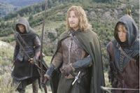 Einer der Gondorianer, Faramir (David Wenham); © Warner Bros..jpeg