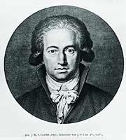 Vorreiter der klassischen Bildung: Johann Wolfgang von Goethe