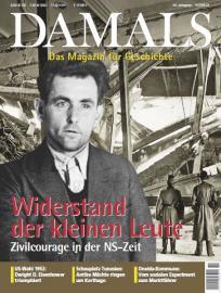 DAMALS - Das Magazin für Geschichte