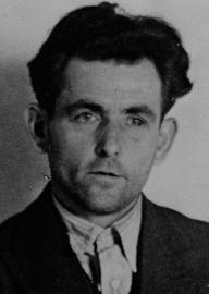 Georg Elser im Jahr 1939, SW-Foto
