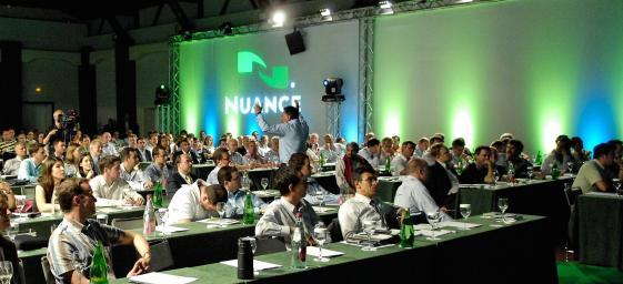 Veranstaltung der Media Network, Köln