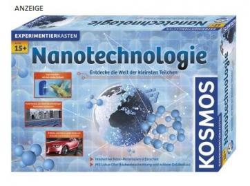 Experimentierkasten Nanotechnologie von Kosmos