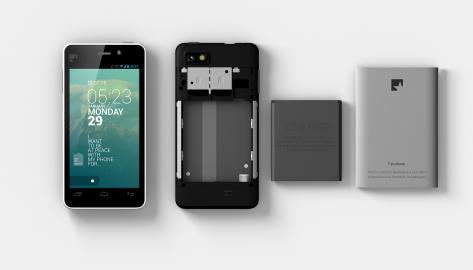 Fairphone-Baugruppen