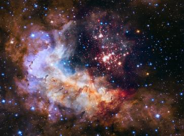 Sternhaufen Westerlund 2
