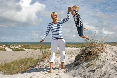 Familien-Urlaub an der Ostsee