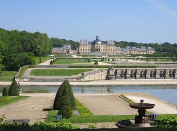 Schloß und Park Vaux-le-Vicomte