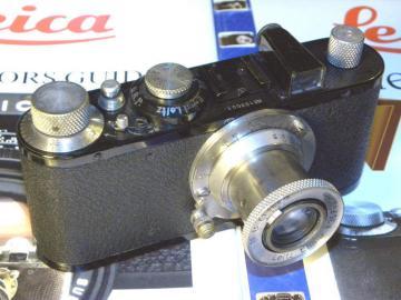 Frühe Leica-Kleinbildkamera