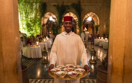 Marokkanischea Café