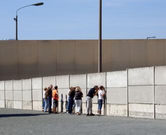 So gruselig wie damals: Gedenkstätte Berliner Mauer