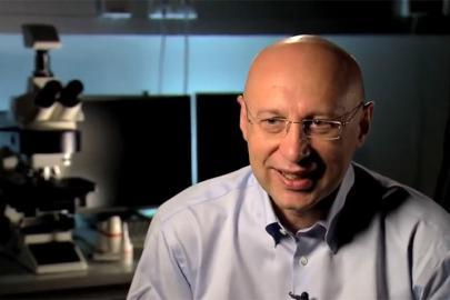 Nobelpreisträger und STED-Mikroskop-Erfinder Stefan Hell