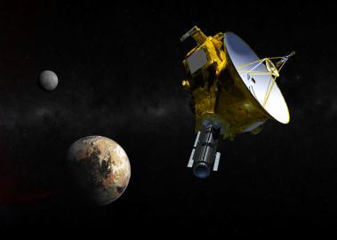 NASA-Sonde New Horizons nähert sich dem Pluto