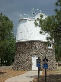 Lowell Observatory in Flagstaff, Arizona