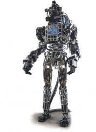Atlas-Roboter der Firma Boston Dynamics