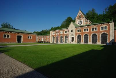 Die Alte Saline in Bad Reichenhall