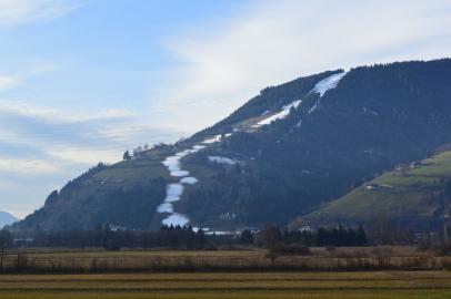 Schmittenhöhe, der Hausberg der österreichischen Bezirkshauptstadt Zell am See
