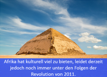 Knickpyramide des Pharaos Snofru, IV. Dynastie, in Daschur, Unterägypten