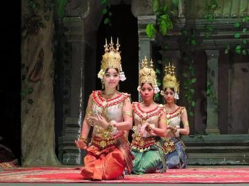 Balinesische Tänzerinnen