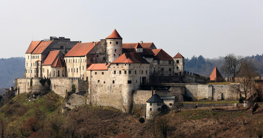 Hauptburg Burghausen