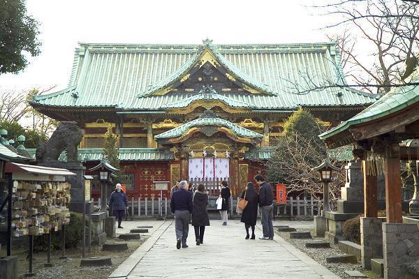 Ueno Tosho-gu