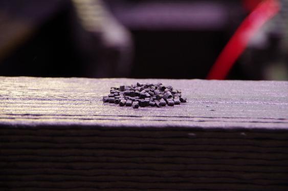Plastikpellets für 3D-Druck