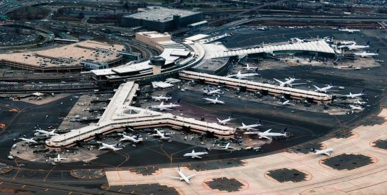 Flughafen Newark, NJ