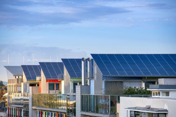 Solarsiedlung Schlierberg