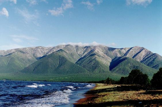 Baikalsee, Insel Swijatoj Nos (Heilige Nase)