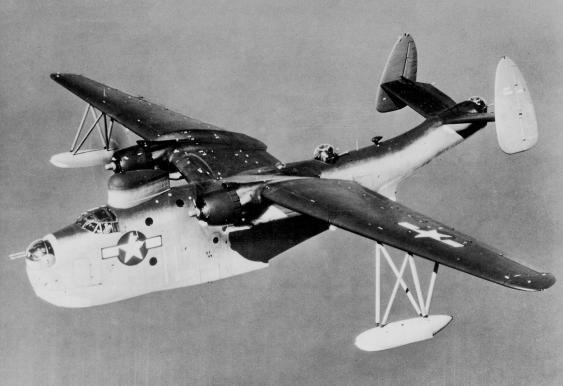 U.S. Navy Martin PBM-5 Mariner