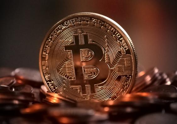Bitcoin-Visualisierung