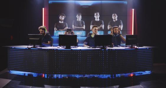 Gamer Team
